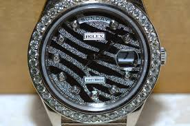 diamond rolex custom diamond watch bezels tns diamonds philadelphia
