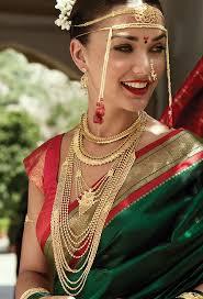 wedding jewellery tanishq maharashtrian wedding jewellery collection 4