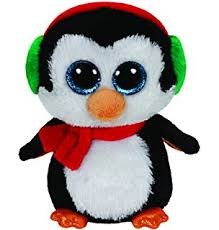 amazon ty beanie boo plush mac mouse 15cm christmas