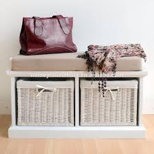 Bathroom Storage Box Seat Furniture 60 Storage Bench Ottoman Entryway Benches Cube Storage