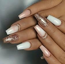 imagenes de uñas acrilicas con pedreria diseños de uñas decoradas 2018 moda y tendencias