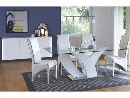 Table Salle A Manger Blanc Laque Conforama Charmant Awesome Meuble De Salle A Manger Blanc Laque Gallery Design Trends