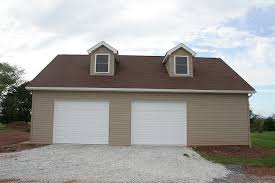 Cool Pole Barns How To Build A 2 Car Garage Thestyleposts Com