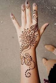 henna flower i love the simplicity aesthetic pinterest