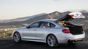 bmw 4 series coupe the best selling bmw 4 series coupe is actually a sedan