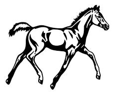silhouette aluckyhorseshoe com
