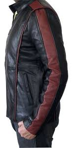 amazon clothes black friday the walking dead season 7 black negan real leather jacket at
