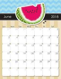 imom u0027s whimsical 2018 printable calendar imom