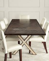 Dining Room Furniture At Neiman Marcus - Designer kitchen table