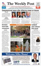 spirit halloween peoria il the weekly post 10 27 16 by the weekly post issuu