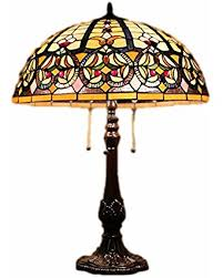 Glass Table Lamps Tiffany Style Stained Glass Table Lamp