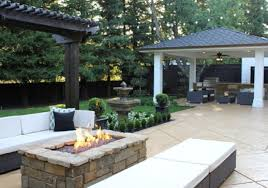 Diy Backyard Design Patio U0026 Pergola Metal Fire Pit Plans Diy Pits And Patio Ideas