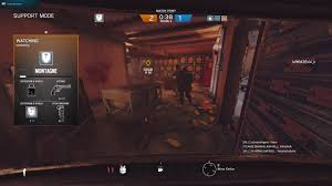 montagne flashed the objective room sneaked in and stood in the