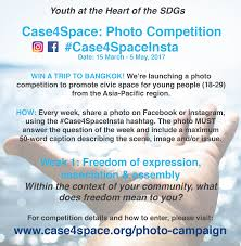 What Does Hashtag Mean Case4space Photo Competition Launched Undp In Asia And The Pacific