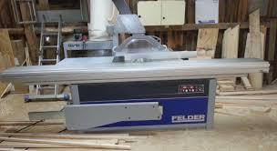 felder table saw price used felder k 940 s 2016 circular saw for sale austria