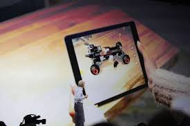 apple u0027s ar is closer to reality than google u0027s the verge