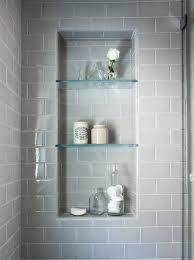 Bathroom Shower Storage Ideas Bathroom Tile Shower Shelves Colors Ideas Tile Shower Shelf Ideas