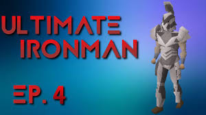 ultimists ep4 osrs ultimate ironman i m a wizard youtube