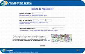 www previdencia gov br extrato de pagamento consultar extrato de pagamento ao inss inss 2018