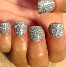 best 25 silver sparkle nails ideas on pinterest white glitter
