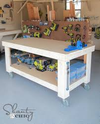 workbench design ideas