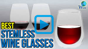 top 10 stemless wine glasses of 2017 video review