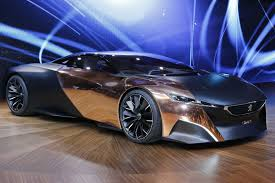 peugeot luxury car meet the designers peugeot onyx concept