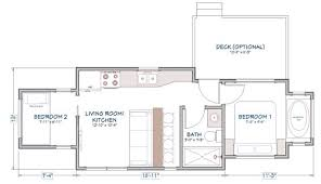 two bedroom houses 400 sq ft 2 bedroom fort sumter tiny house