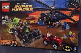 lego dc superheroes 76054 batman scarecrow harvest of fear