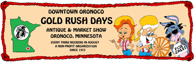 Minnesota On Map Join Us For Oronoco Gold Rush August 18 20 2017