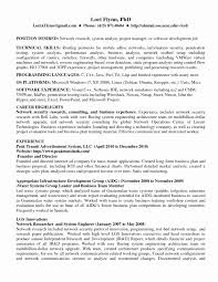 technical experience resume sample networking experience resume samples best of best dissertation