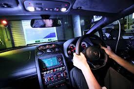 The Beast Car Interior Peek Inside The Lamborghini Factory Wired