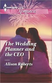 The Wedding Planner Book The Wedding Planner And The Ceo By Alison Roberts