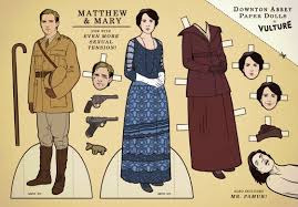 Downton Abbey Meme - downton abbey now in paper dolls we know awesome