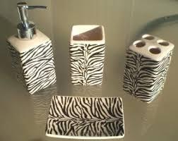 36 best zebra bathroom images on pinterest bathroom beautiful