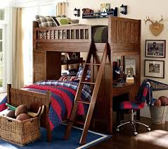 Camp Bunk System And Twin Bed Set Pottery Barn Kids Nice Mix - Pottery barn kids bunk bed