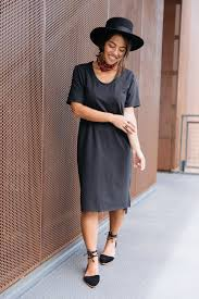 the versatile t shirt dress fashionable is now called able