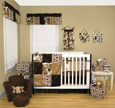 rizanya u0027s collection brown baby bedding