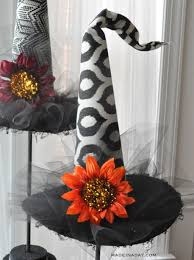 halloween witches decorations decorative halloween witch hats