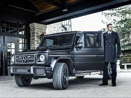 mercedes g wagon matte black this 1 million mercedes is like an armoured private jet for the