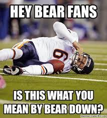 Bears Packers Meme - bears