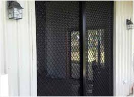 Patio Screen Doors Patio Security Screen Doors Correctly Easti Zeast