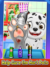 pet foot doctor salon games for kids free on the app store