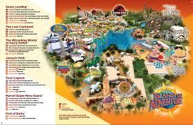 Universal Studios Orlando Map 2015 Universal Studios Orlando Map 2014