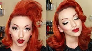vintage hair modern vintage hair tutorial