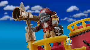 fisher price imaginext shark bite pirate ship youtube