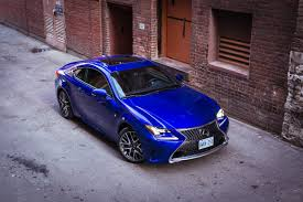 lexus rc awd review 2015 lexus rc 350 awd canadian auto review