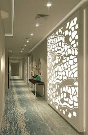 Wall Design Ideas 69 Best Corridors Images On Pinterest Corridor Design Lighting