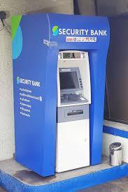 atm money machine
