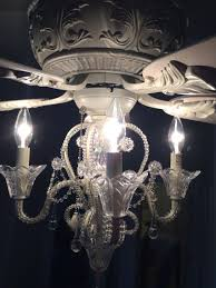 ceiling fan dining room crystal chandelier ceiling fan combo with chandeliers and 5